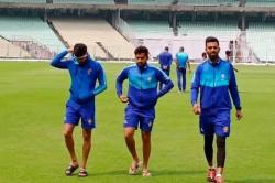 Ranji Semi Final Karnataka Ready To Fight Against West Bengal