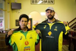 Sachin Tendulkar Names Australian Batsman Who Resembles Him
