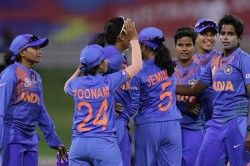 Women S T20 World Cup India 18 Run Win Against Bangladesh