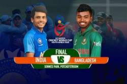 U19 World Cup Cricket Final Misconduct Shown By Players Bcci Should Take Action