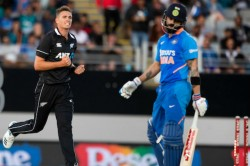 New Zealand Vs India India Registered Unwanted Odi Record