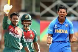 Icc U19 World Cup Bangladesh Enter Maiden Final