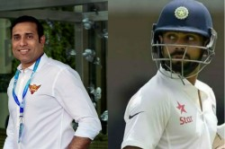 Virat Kohli S Form Biggest Letdown For Indian Team Vvs Laxman