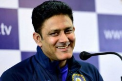 Anil Kumble Does His Bit In Fight Against Covid