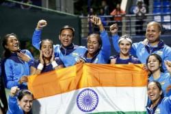 Ankita Raina Shines As India Women Create Fed Cup History