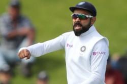 Team India Captain Virat Kohli Unacceptable Behavior In Gound During 2nd Test
