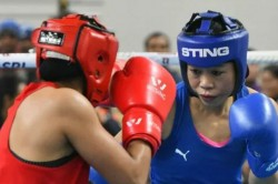Mary Kom Donates One Month Salary To Pm Relief Fund