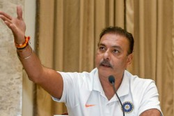 Coronavirus Is Like Tracer Bullet Stay Indoors Ravi Shastri