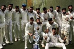 Ranji Trophy 2019 20 Saurashtra Outclass Bengal To Lift 1st Ever Title