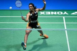Pv Sindhu Donates Rs 10 Lakh In Fight Against Covid