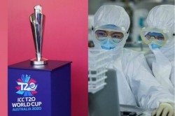 Hopeful Of Holding Men S T20 World Cup As Per Schedule Cricket Australia