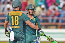 South Africa Odi Squad Against India Announced Faf Du Plessis Returns
