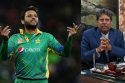 Afridi Backs Akhtar S India Pakistan Odi Series Proposal