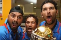 Sachin Didn T Care About People Around Him Harbhajan On 2011 World Cup Win