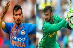 Shoaib Malik Better Than Steve Smith When Playing Spin Chahal