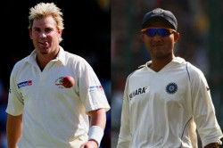 Shane Warne Picks All Time India Xi Sourav Ganguly To Lead