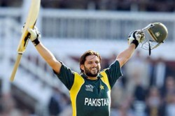 Shahid Afridi Names His All Time Xi Picks Only One Indian Player