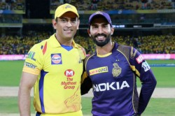 Csk Picked Ms Dhoni Over Me Says Dinesh Karthik