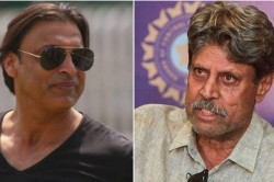 Shoaib Akhtar Responds To Remarks From Kapil Dev On Indo Pak Series
