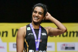 Bwf Names Pv Sindhu As An Ambassador For Its Campaign