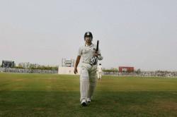 Sachin Tendulkar Recorded His Only Duck In Indian First Class Cricket