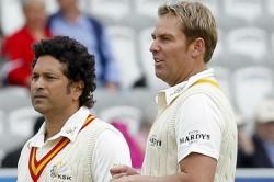 Shane Warne Shares Old Clip Of Lbw Appeal Against Sachin Tendulkar