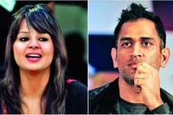 Ms Dhoni S Wife Sakshi Calls Her Husband Mr Sweetie
