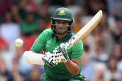 Shakib Al Hasan To Auction 2019 World Cup Bat To Raise Coronavirus Fund