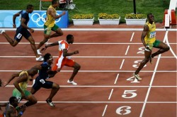 Usain Bolt Sends Strong Message On Social Distancing Through Iconic Photo