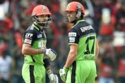 Virat Kohli Ab De Villiers Set To Auction Their Green Day Kits