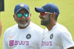 India Bowling Coach Favours Use Of External Substance To Shine The Ball