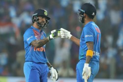 Shikhar Dhawan On Competition For T20 World Cup Opening Spots