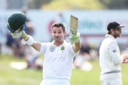 Dean Elgar Eyes South Africa Test Captaincy
