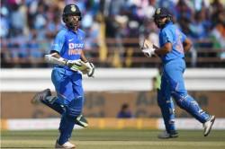 Shikhar Dhawan Picks His Best Batting Prtner And Best Captain