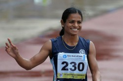 Dutee Chand Distributes 1000 Food Packets In Her Village Amid Lockdown