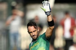Faf Suggests Isolation For Players Before After T20 Wc