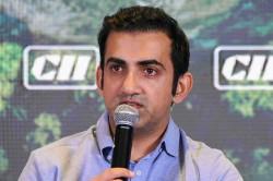 Suv Car Belongs To Gautam Gambhir S Father Stolen