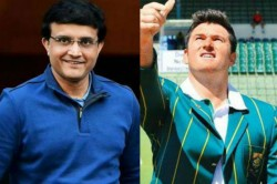 Sourav Ganguly Right Person For Icc Chief Graeme Smith