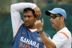 Ms Dhoni Has Earned The Right To Leave Gary Kirsten