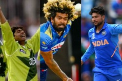 Top 5 Bowlers Who Hold The Most Number Of Hat Trick Wickets Records In Odis