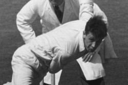 New Zealand Scored The Lowest Test Total In 1955 Against England