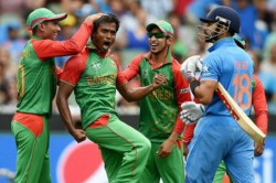 Virat Kohli Was Sledging Our Batsmen Rubel Hossain Recalled U19 Days