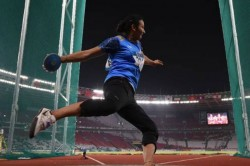 Discus Thrower Sandeep Kumari Gets 4 Year Ban For Dope Flunk