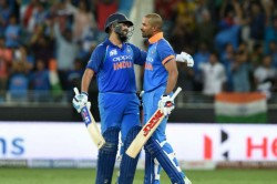 I Am Not Scared Of Fast Bowlers Dhawan S Reply To Rohit And Warner