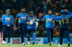 Sri Lankan Cricketers To Resume Training Monday