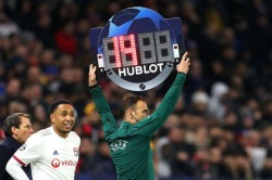 Football To Allow Five Substitutions When Play Resumes