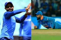 Who S The Better Fielder Virat Kohli Or Ravindra Jadeja Heres A Quick End To The Debate