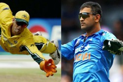 Ms Dhoni Or Adam Gilchrist Sarfaraz Ahmed Names Better Cricketer