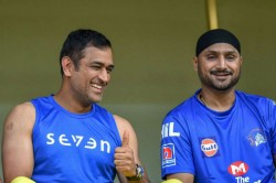 Ms Dhoni Will Not Play For India Again Harbhajan Singh
