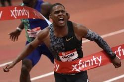 World 100m Champion Christian Coleman Suspended